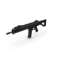 Adaptive Combat Rifle Carbine PNG & PSD Images