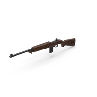 American M1 Carbine PNG & PSD Images