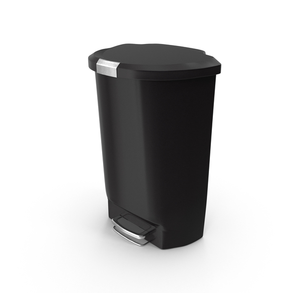 Kitchen Trash Can PNG & PSD Images