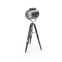 Tripod  Studio Lamp PNG & PSD Images
