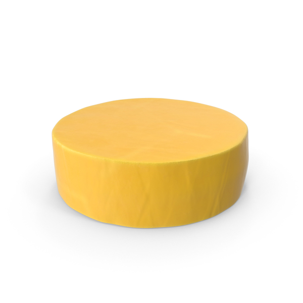 Cheddar Cheese Wheel PNG & PSD Images