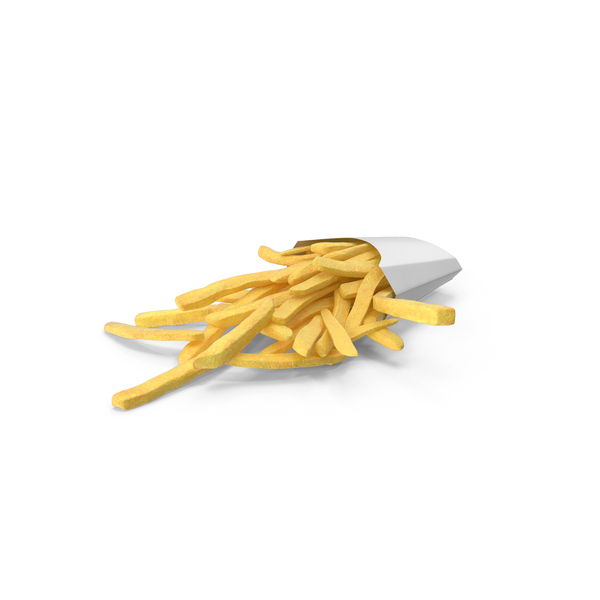 French Fries PNG & PSD Images