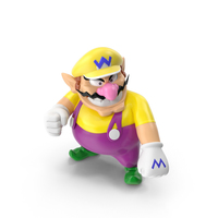 Wario PNG & PSD Images