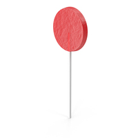 Red Lollipop PNG & PSD Images