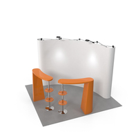 Booth and Backdrop PNG & PSD Images