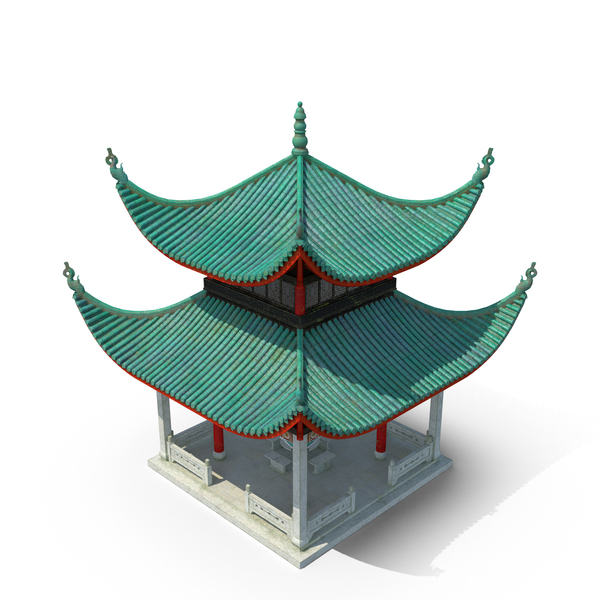 Chinese Pagoda PNG & PSD Images