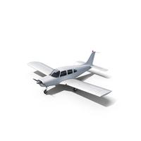 Civil Utility Aircraft Piper PA-28-161 Cherokee PNG & PSD Images