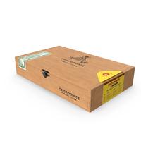 Cuban Cigar Box Closed PNG & PSD Images