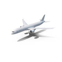 Boeing 787-9 Generic PNG & PSD Images