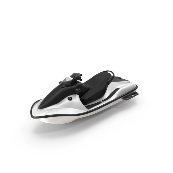 Jet Ski Vehicle PNG & PSD Images