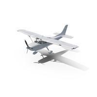 Cessna 182 Skylane Flying PNG & PSD Images