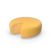 Swiss Cheese Wheel PNG & PSD Images