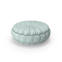 Blue Throw Pillow PNG & PSD Images