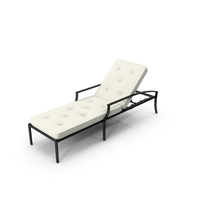 Outdoor Chaise PNG & PSD Images