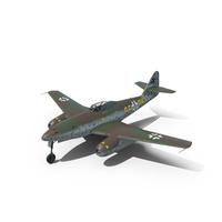 Fighter Aircraft Messerschmitt Me 262 Schwalbe PNG & PSD Images