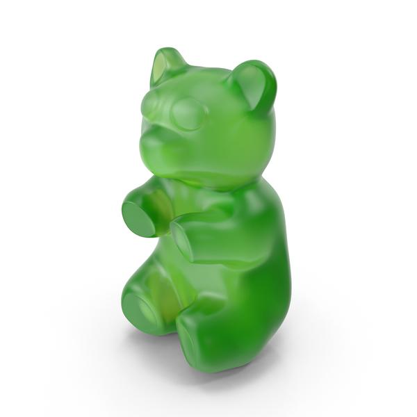 Gummy Bear PNG & PSD Images