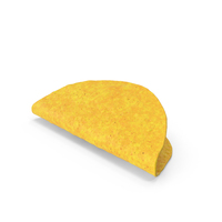 Crunchy Taco Shell PNG & PSD Images