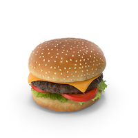 Cheese Burger PNG & PSD Images