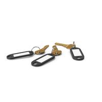 Three Keys PNG & PSD Images