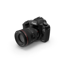 Canon 5d Mark 3 PNG & PSD Images