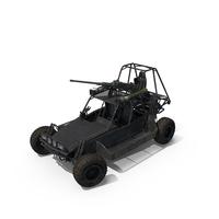 Desert Patrol Vehicle PNG & PSD Images