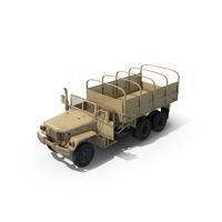Cargo Truck M35 Desert PNG & PSD Images