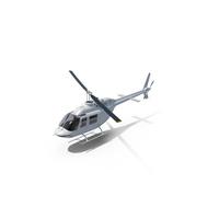 Bell 206B JetRanger III PNG & PSD Images