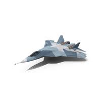 Sukhoi T-50 PAK FA PNG & PSD Images