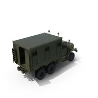 M109 Shop Van PNG & PSD Images