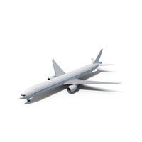 Boeing 777 9x Generic PNG & PSD Images