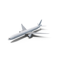 Boeing 777 9x PNG & PSD Images