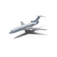 Boeing 727-100 PNG & PSD Images