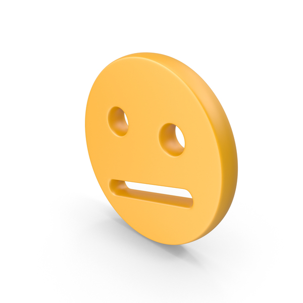 Worried Face Symbol PNG & PSD Images
