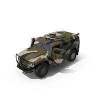 Infantry Mobility Vehicle GAZ Tigr M PNG & PSD Images
