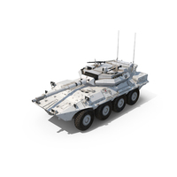 Wheeled Tank Destroyer B1 Centauro PNG & PSD Images