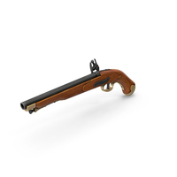 Pirate Pistol PNG & PSD Images