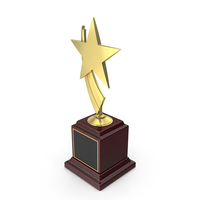 Award Plaque PNG & PSD Images