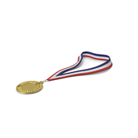 Olympic Style Medal PNG & PSD Images