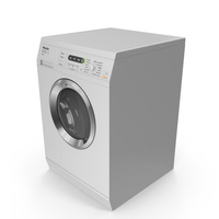 Miele 111 Washing Machine PNG & PSD Images