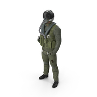 US Military Jet Fighter Pilot PNG & PSD Images