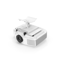 Epson Ceiling Mount Projector PNG & PSD Images
