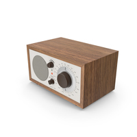 Model One Radio PNG & PSD Images