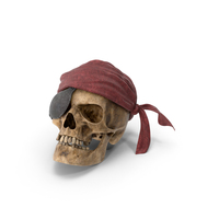 Pirate Skull PNG & PSD Images