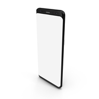 Samsung Galaxy S8 Midnight Black PNG & PSD Images