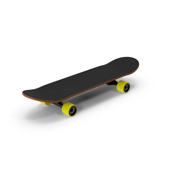 Classic Skateboard PNG & PSD Images