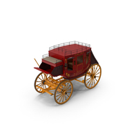 Concord Stagecoach PNG & PSD Images