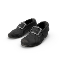 Old Fashioned Shoes PNG & PSD Images
