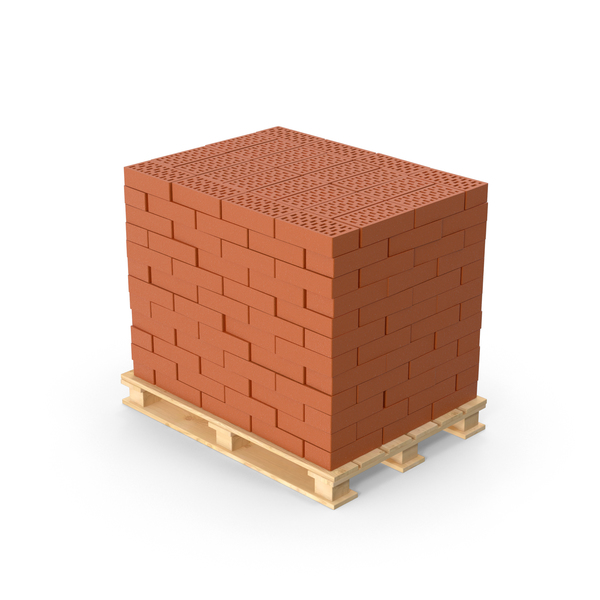 Pallet of Bricks PNG & PSD Images