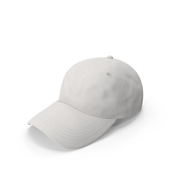 Fitted Baseball Hat Mockup PNG & PSD Images