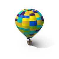 Hot Air Balloon PNG & PSD Images